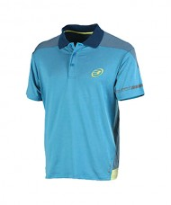 POLO SHIRT BULLPADEL BORDOM BLUE