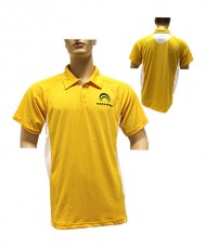 POLO SHIRT ECLYPSE VICTORY YELLOW