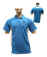 POLO SHIRT ECLYPSE VICTORY BLUE
