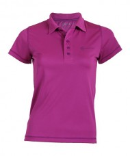 POLO SHIRT TECHNICAL WOMAN ECLYPSE FUCHIA