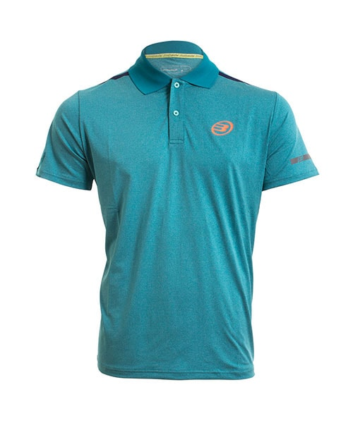 POLO SHIRT BULLPADEL VENETO SEA VIGORE