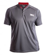 POLO SHIRT WINGPADEL IVO GREY