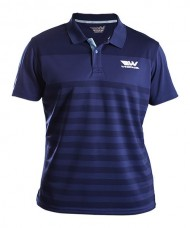 POLO SHIRT WINGPADEL LOT NAVY BLUE