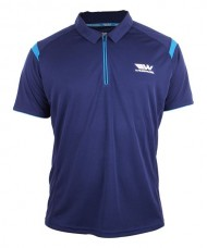POLO SHIRT WINGPADEL MIPER NAVY BLUE