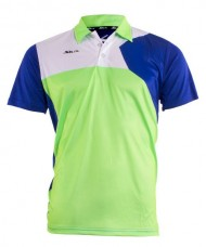 POLO SHIRT SIUX ZEUS GREEN BLUE