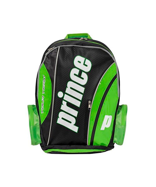 PRINCE TOUR TEAM GREEN BLACK BACKPACK