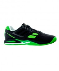 BABOLAT PTEAM CLAY PADEL M NEGRA VERDE