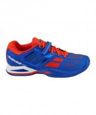 BABOLAT PROPULSE CLAY BLUE RED
