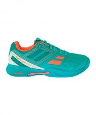 BABOLAT PULSION BPM CLAY WOMAN PADEL BLUE