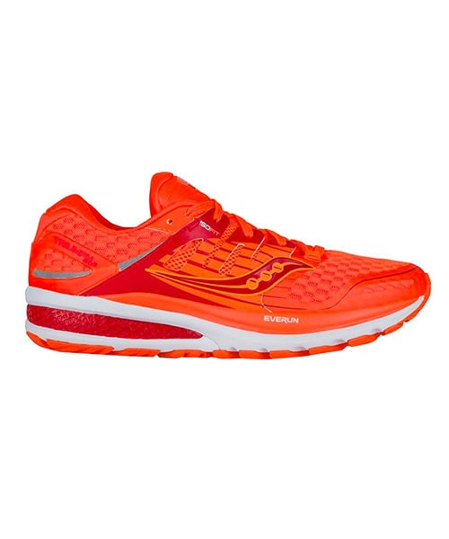 SAUCONY TRIUMPH ISO 2 RUNPOPS WOMEN ORANGE S103381