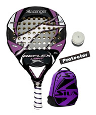 PACK SLAZENGER REFLEX LIGHT CON MOCHILA