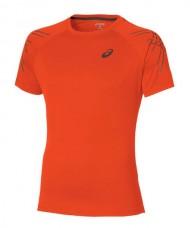 a981fa21 Camiseta ASICS SS Stripe Naranja | PadelNuestro | Ropa ASICS