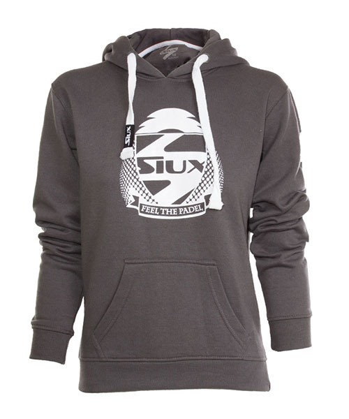 SWEATSHIRT SIUX BELICE WOMAN GREY