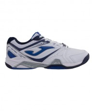 ZAPATILLAS JOMA T.MATCH 605 CLAY WHITE ROYAL