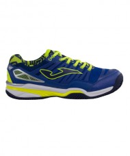 JOMA T.SLAM 604 CLAY AZUL AMARILLO