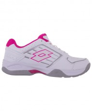 LOTTO T TOUR VII 600 WOMAN BLANCO FUCSIA