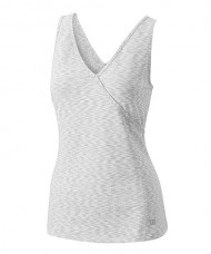 CAMISETA WILSON STRIATED WRAP BLANCO