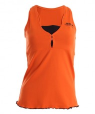 T-SHIRT SIUX GINA ORANGE