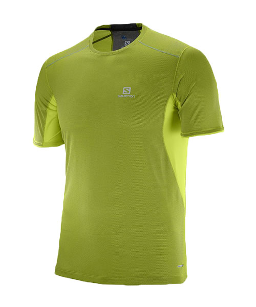 CAMISETA SALOMON TRAIL RUNNER LIMA