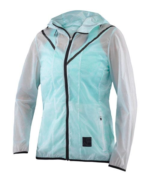 COUPE-VENT HEAD TRANSITION T4S TECH SHELL JACKET TURQUOISE