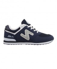 SNEAKERS SIUX TSUNAMI NAVY GREY