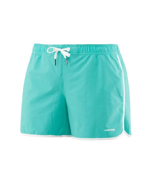 VISION W AVA SHORT WOVEN TURQUOISE