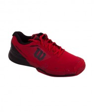 PADEL SHOES WILSON RUSH PRO 2.5 RED BARBADOS