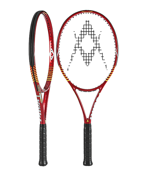 Volkl Raqueta de tenis plantilla
