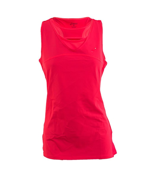 T-SHIRT ATHELETE TANK FLUORESCENT PINK