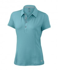 POLO SHIRT WILSON CLASSIC TURQUOISE