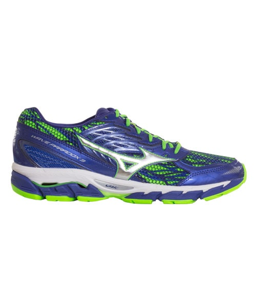 MIZUNO WAVE PARADOX 3 BLUE GREEN J1GC161203