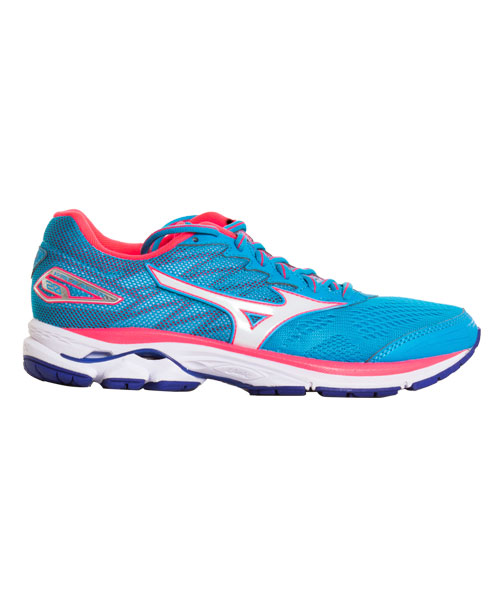 MIZUNO WAVE RIDER 20 WOMEN BLUE J1GD170301
