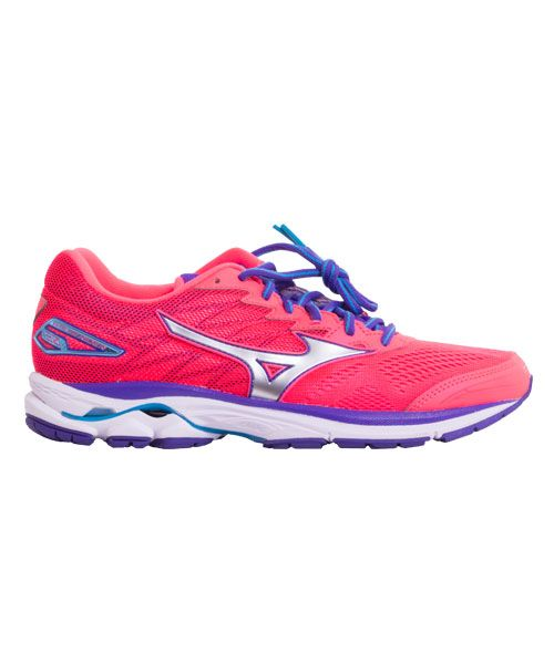 MIZUNO WAVE RIDER 20 WOMAN PINK J1GD170304