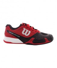 ZAPATILLAS WILSON RUSH PRO 2.0 CLAY COURT ROJAS