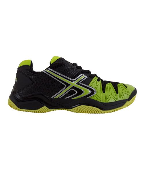 SCARPE SOFTEE WINNER 1.0 NERO LIME