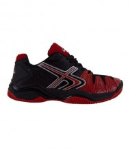 ZAPATILLAS SOFTEE WINNER 1.0 NEGRO ROJO