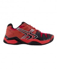 ZAPATILLAS SOFTEE WINNER 1.0 ROJO NEGRO