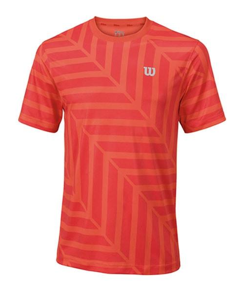 camiseta-wilson-su-labyrinth-crew-coral