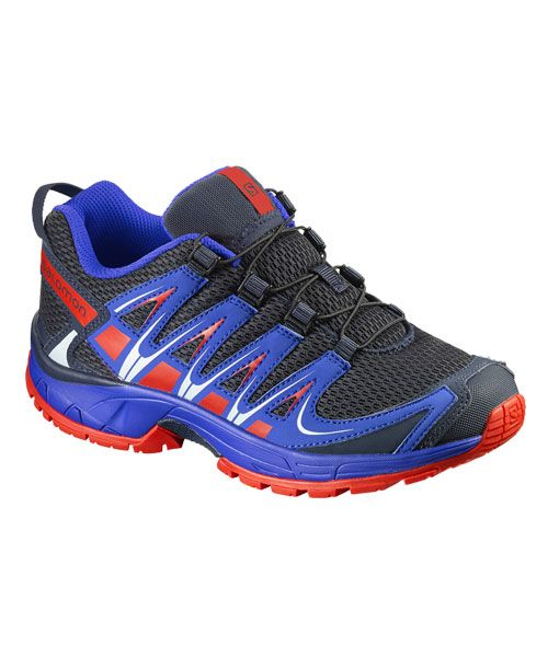 SALOMON XA PRO 3D JUNIOR BLUE RED