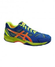 ASICS GEL PADEL EXCLUSIVE 4 SG AZUL E515N 4207