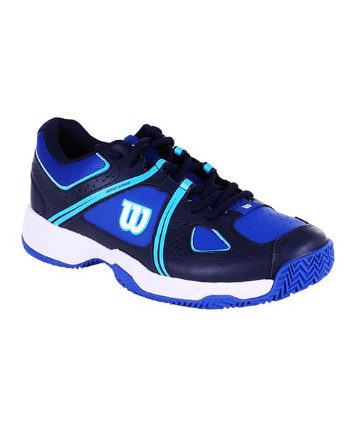 WILSON NVISION ENVY CLAY COURT BLUE BLACK