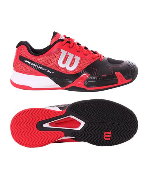 Zapatillas Wilson Rush Pro 2.0 Womens Wrs319570 rFCFc