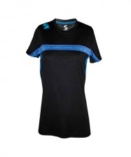 SOFTEE CLUB BLACK ROYAL WOMEN PADEL SHIRT