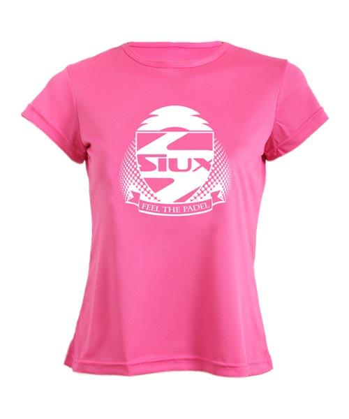 camiseta-siux-mujer-entrenamiento-fucsia