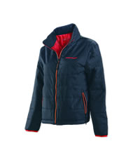 JACKET BULLPADEL AVALOS NAVY WOMAN