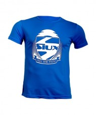 T-SHIRT SIUX TRAINING ROYAL BLUE