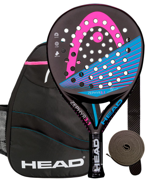 PACK HEAD ZEPHYR 3.1 N2 2015 Y MOCHILA HEAD SLING