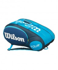 WILSON MINI TOUR BLUE PADEL BAG
