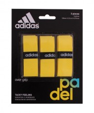 OVERGRIP ADIDAS PACK 3 GIALLO