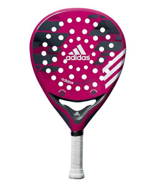 Reflexión radio Extra  Pala Adidas P50 Woman - Control y diseño para la jugadora